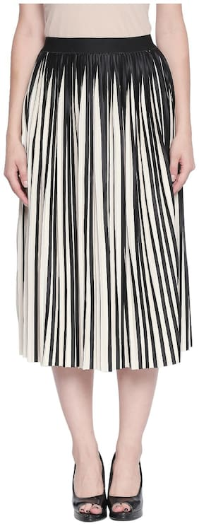 Women Striped Skirt