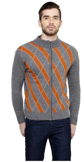 Freak'N By Cotton County Orange Sweater