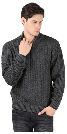 Freak'N By Cotton County Black Sweater