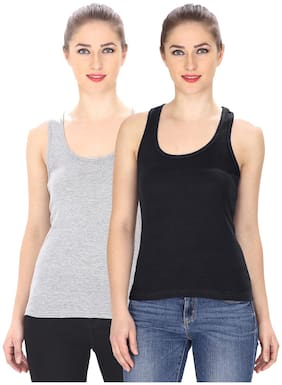 Friskers Camisole & Tank top pack of 2