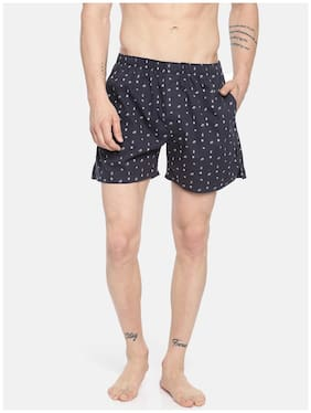 Men Cotton Printed Underwear