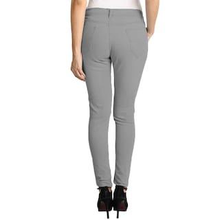 Women's Fuego Wear Fashion For Grey Jeans RwxHXr6wq