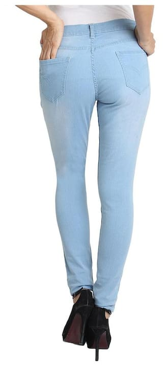 of Wear Pack of Fashion Lycra Jeans Combo Fuego 3 Women's CqU5xt50