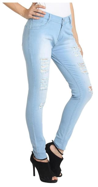 Fuego of Lycra 3 Wear Fashion of Jeans Combo Women's Pack 1X1q6xrw8