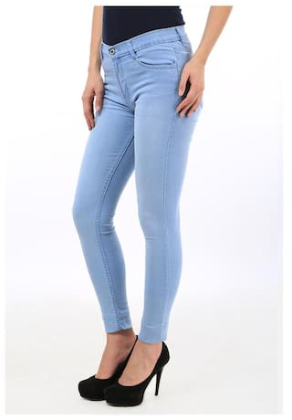 Wear 3 Lycra of of Combo Fashion Pack Jeans Women's 3 Fuego S51wIqy