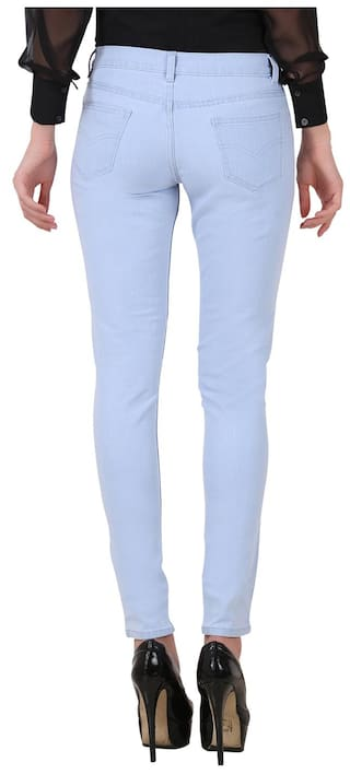 2 FOR PACK FUEGO BLUE WOMEN OF JEANS WEAR FASHION q8gwx7a