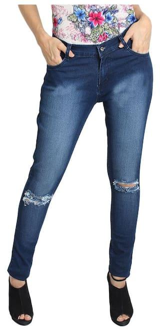 Fuego Fashion Wear Slim Fit Jeans For Women