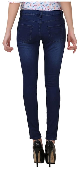 of 2 Monkey and Wash Women Light Blue Jeans Pack Women For Wear Blue Fuego Fashion 6qYOIxwwH