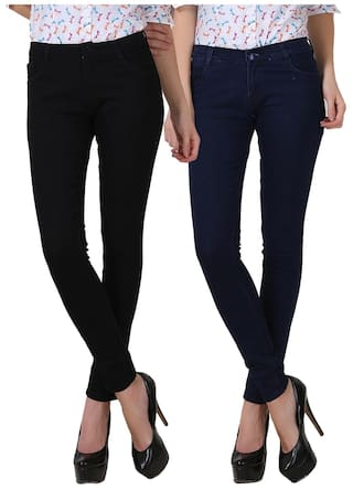 of Women Pack Blue Fashion Wear For Jeans and Women 2 Black Fuego Uv6xCqwU