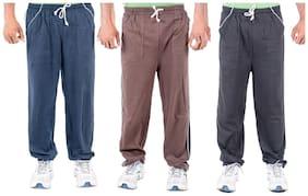 Loose Fit Blended Track Pants