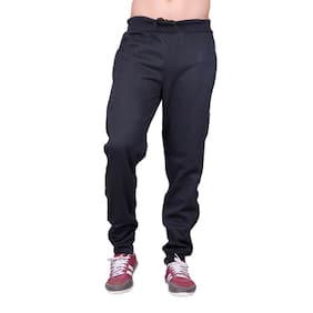 Gag Wear Black Fleece Trackpant