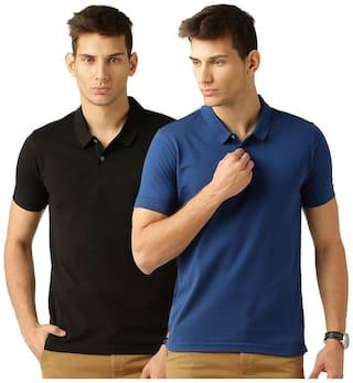Galatea MultiColor Pack of 2 Polo Tshirts