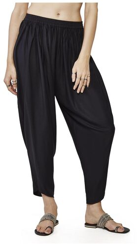 Global Desi Noir Ankle-length Pants
