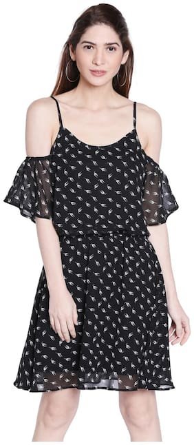 Women Polka Dots Dress