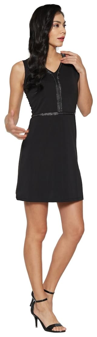 Party Globus Dress Globus Black Party Dress Black Globus YqCxHWvwn6