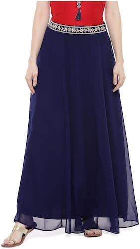 Women Solid Skirt ,Pack Of 1