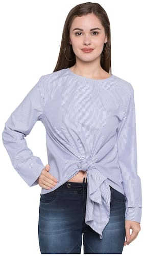 Women Printed Off-Shoulder Top