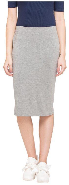 Globus Knee Length Skirt