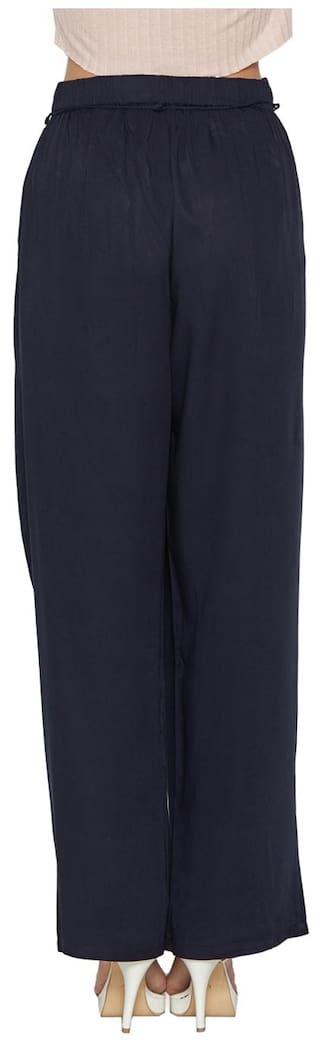 Globus Navy Fit Globus Navy Loose Trousers 0nZwagTgqx