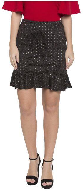 Globus Polka Dot Mini Skirt