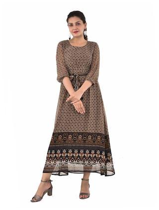 Goodwill Multi Printed Maxi dress