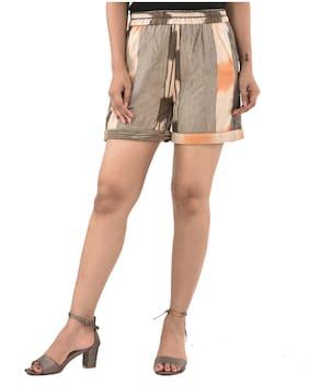 Women Regular Fit Shorts
