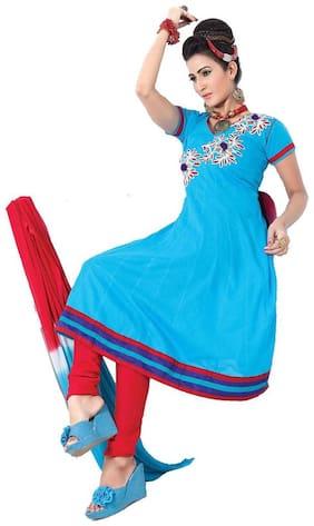 GREENVIJI Cotton Salwar - Multi