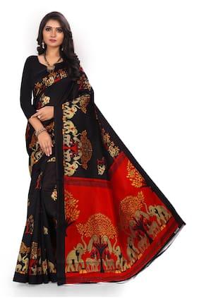 Silk Mysore Saree ,Pack Of 1
