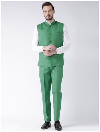 hangup mens trousers nad waisy coat combination for today youth colored combination