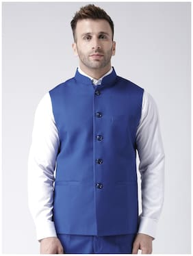 Blended Ethnic Jacket