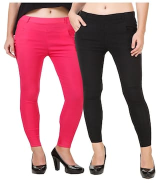 Hardy's Collection Newfashion Cotton Lycra Jagging for women