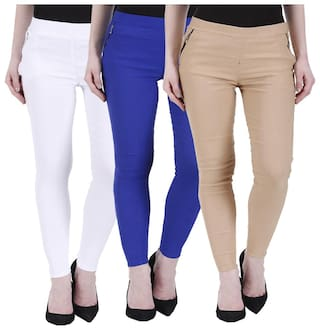 Newfashion for Collection Jagging Cotton women Hardy's Lycra n5Baa8