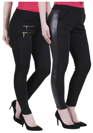 Hardy's Collection Newfashion Denim Lycra Jagging For Women