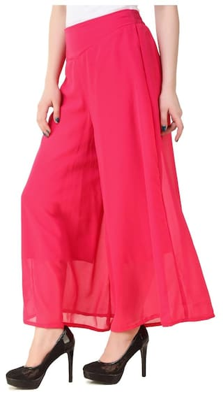 Georgette Women Hardy's for Fashion Collection New Plazzo CPt7q
