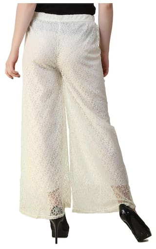 For New Fashion Women Hardy's Collection Plazzo Net O08x8gnT