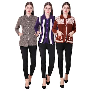 0fc55adf34 Buy Hardy's Collection winter wear wollen Sweater for womens Online ...