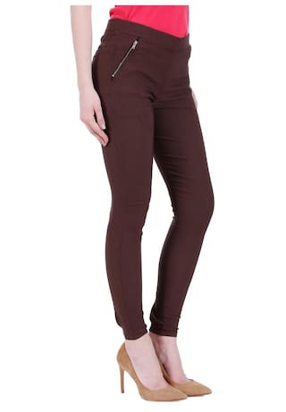 women Newfashion Jagging Collection Lycra for Hardy's Cotton w746qR1B