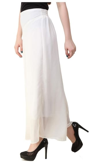 Hardy's New Georgette Collection Plazzo for Women Fashion 4T0q4a6xrw