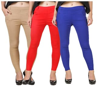 Jagging women Lycra Cotton Hardy's Collection Newfashion for YUvqx1Iw