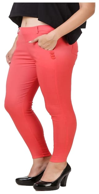 Cotton Collection Hardy's women Lycra Newfashion Jagging for qEanURa1