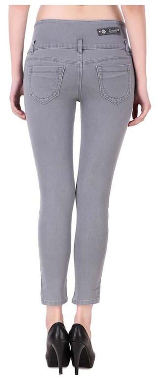 Lycra Jeans Denim Hardy's Women For 0ZxUZwq