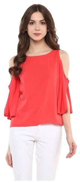 Harpa Coral Regular Solid Tops