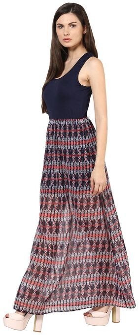 Harpa Printed Dress - Multi