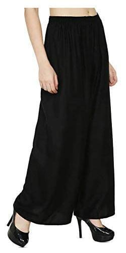 Women Cotton Palazzo ,Pack Of Pack of 1