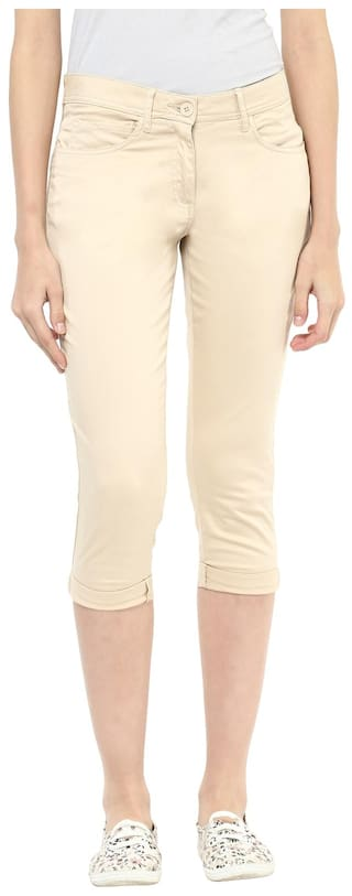 Women's Shorts By Honey Pantaloons Beige HOPcwCq4