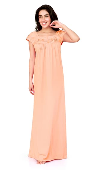 Honey Dew Pink Night Gown