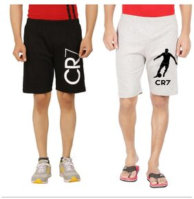 Hotfits Men's Multicolour Combo Shorts
