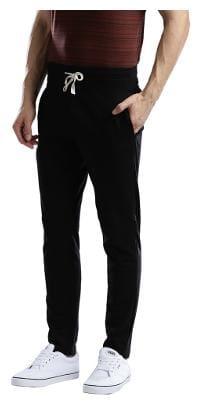 c93c5a402d2b Hubberholme Men Cotton Blend Track Pants - Black
