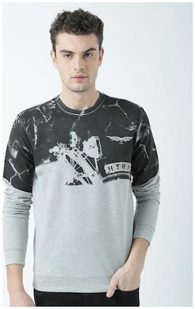 Men Printed Sweatshirt Pack Of 1