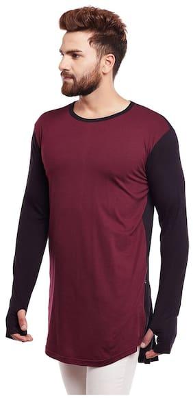 c54187d8ad7 Hypernation Solid Men s Round Neck T-Shirt